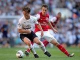 Scott Parker and Aaron Ramsey