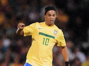 Ronaldinho eyes Olympic gold