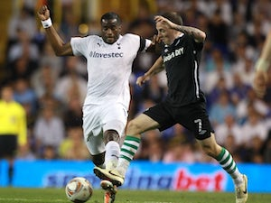 Bassong: 'Not playing has been difficult'
