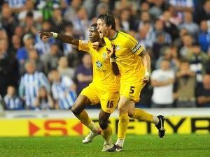 Result: Brighton 1-3 Palace