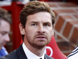 Villas-Boas expects new striker in coming days