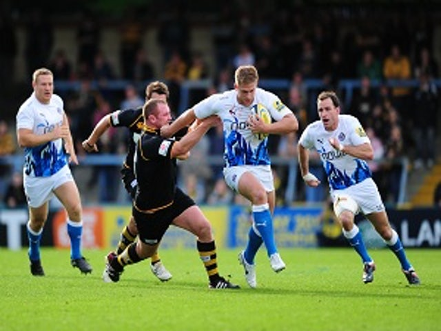 Result: Bath Rugby secure win in tight game