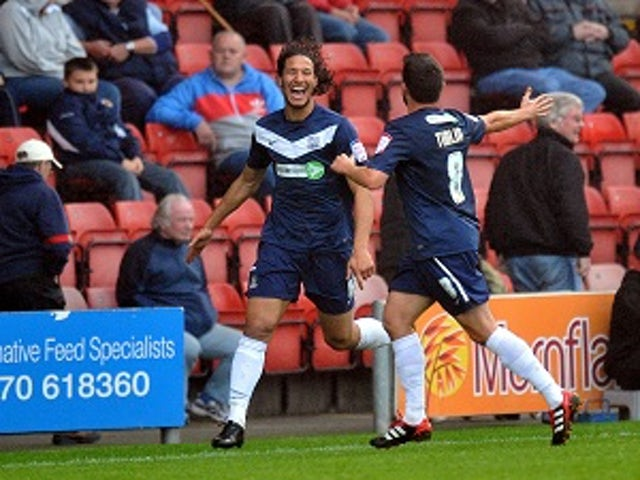 Mohsni joins Rangers on trial