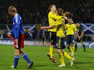 Result: Liechtenstein 0-1 Scotland