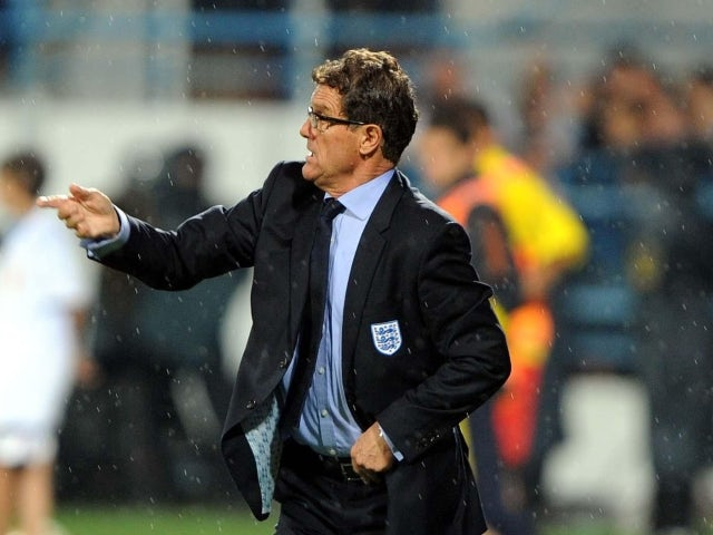 Capello: 'We need to avoid Spain, Holland'