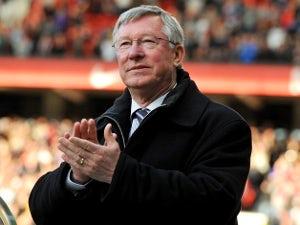 Ferguson: 'United are near Barcelona's level'