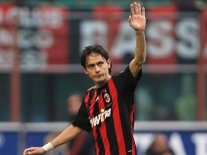 Inzaghi nears managerial debut