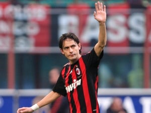 Inzaghi: 'I don't know how to live without football'