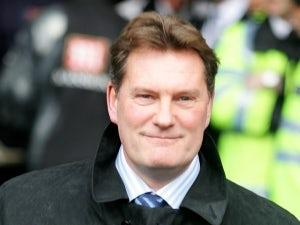 Hoddle calls for caretaker boss