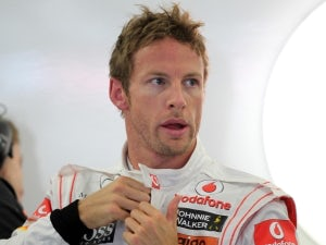 Button on top in Japan practice