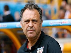 Struggling Mallorca sack Caparros