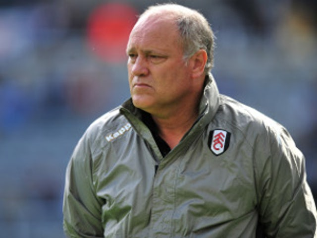 Jol frustrated with Blackburn loss
