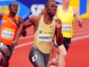 LaShawn Merritt wins appeal against Olympic ban