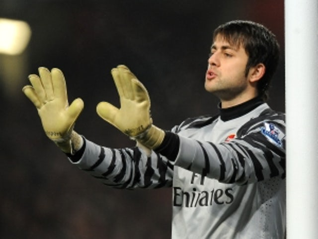 Fabianski wants Arsenal exit