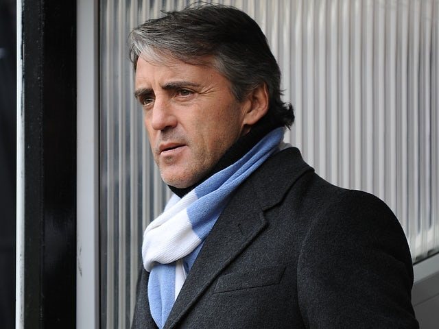 Mancini: 'Now we can win the league'