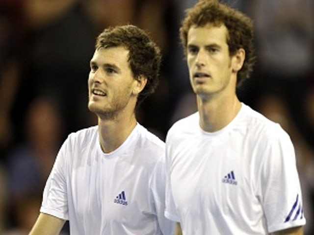 Result: Murrays claim doubles title
