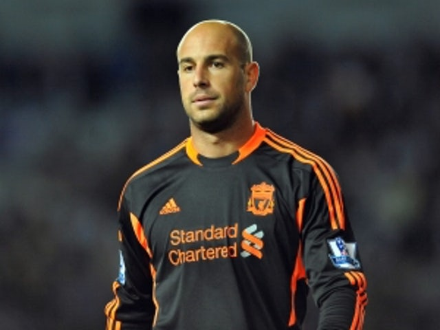 Reina not concerned by form