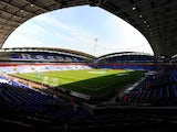 The Reebok Stadium