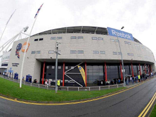 Bolton linked with Congo striker Bokila