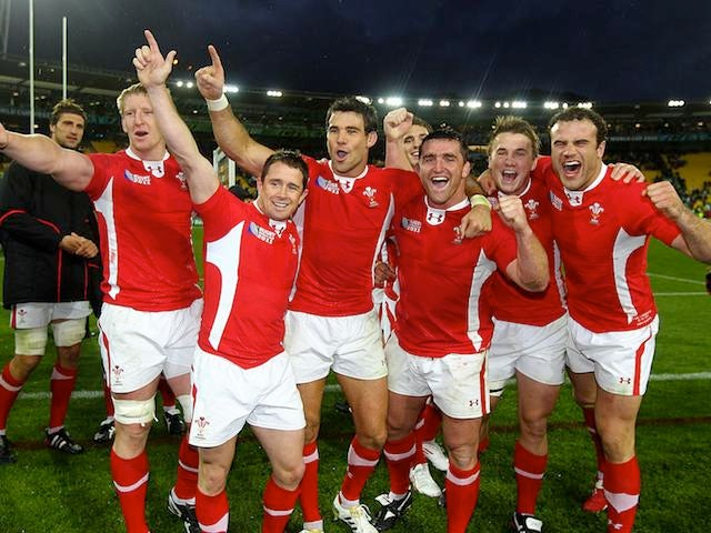 Jenkins: 'Wales raring to go'