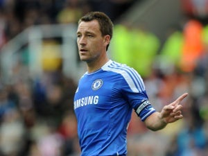 Terry fitness doubt for Chelsea