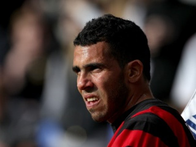 AC Milan agree terms with Tevez