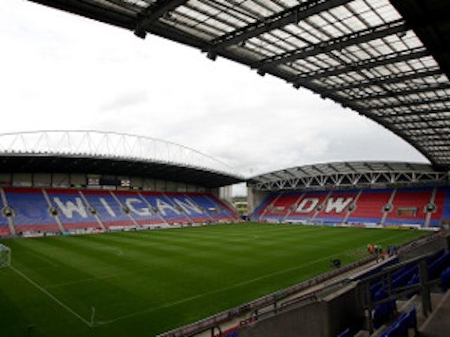Wigan confirm Green capture