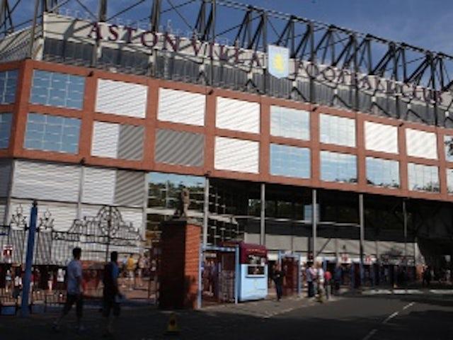 Aston Villa consider safe standing