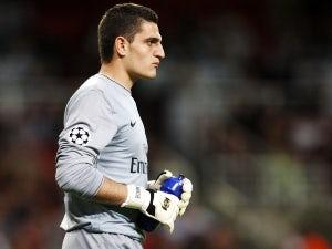 Arsenal keeper set for Sunderland medical?