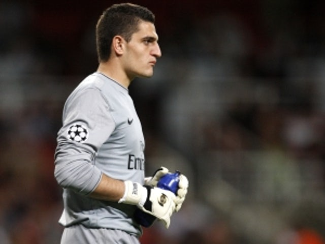 Mannone looks forward to new season