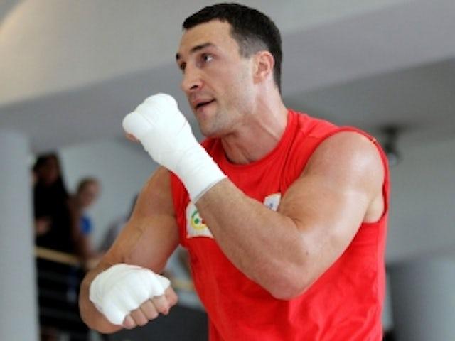 Klitschko's Solis bout falls through
