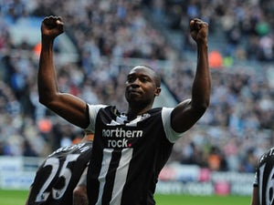 Shola Ameobi free to play for Nigeria