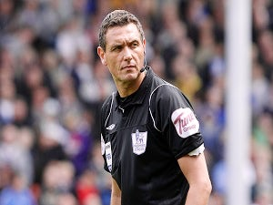 Marriner appointed Liverpool, United ref