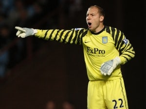 Guzan excited by Villa signings