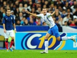 Result: France 1-1 Bosnia