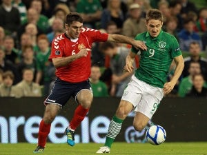 Republic of Ireland seeded in Euro draw