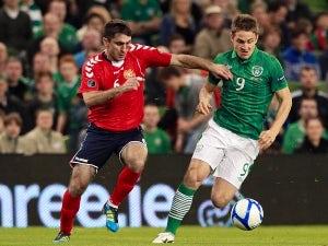 Doyle, Wilson out of Ireland squad