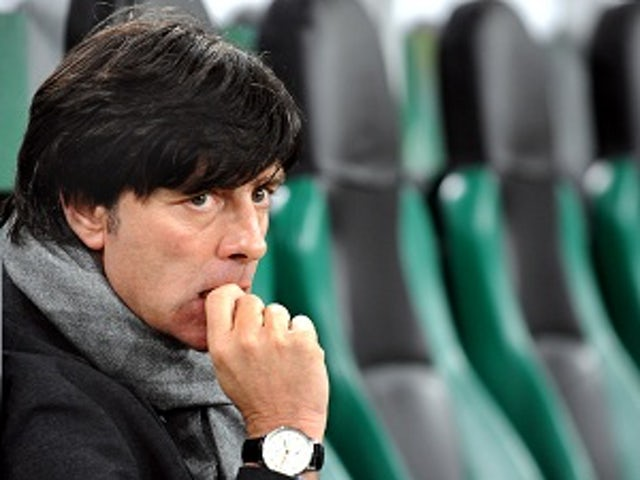 Loew given German backing