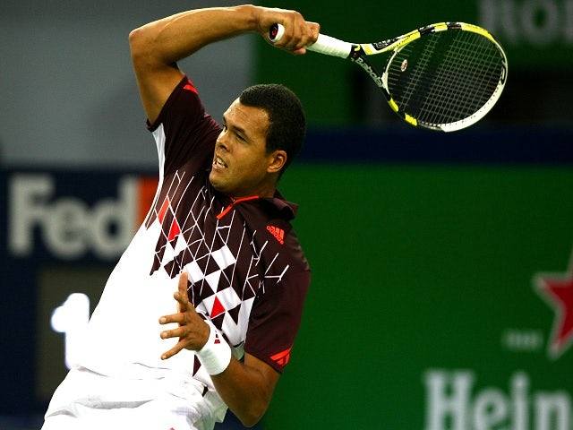 Jo-Wifried Tsonga