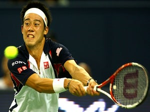 Result: Nishikori through to semis