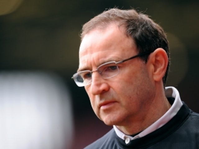 O'Neill facing Sunderland striker crisis