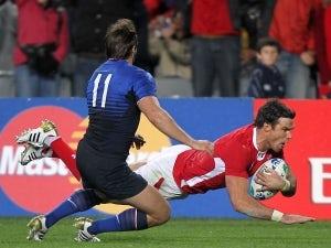 Result: Wales 8-9 France
