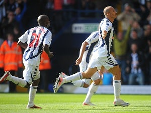 Result: West Brom 2-0 Wolves