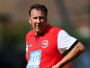 Merson arrested after drink-drive crash