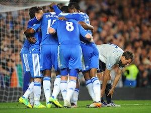 Result: Chelsea 3-1 Everton