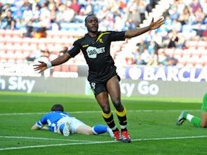Result: Wigan 1-3 Bolton