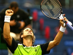 Result: Ferrer advances to semi-finals