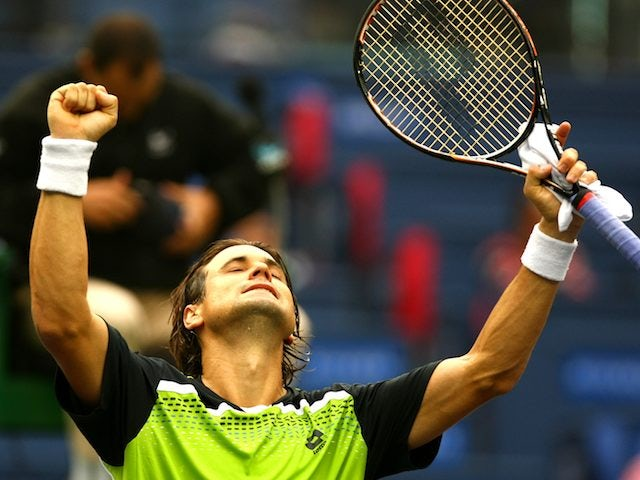 Result: Ferrer races past Kavcic
