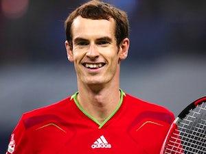 Result: Murray through to Shanghai final