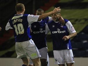 Result: Oldham 2-1 MK Dons